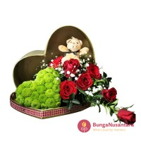 Flower in the box G