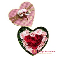 Flower in the box love D