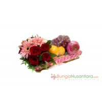 Parcel Buah Rose 'n Fruits