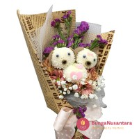 Cute Bouquet Mini Bouquet (Puppy)
