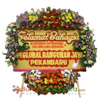 Bunga Papan Wedding Platinum A 200x200