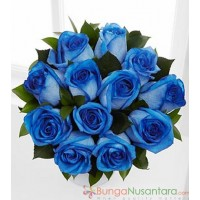 Blue Roses Fearless Blue