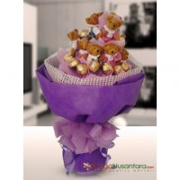 Cute Bouquet Ultimate Birthday Gift