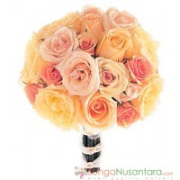 Mixed Roses Rose 3 Warna