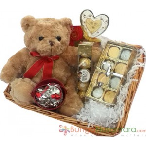 Teddy Bear Pure Love